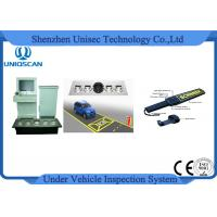 Wholesale Safety Anti Terrorism Colorful Vehicle Surveillance System , Under Vehicle Scanning System from china suppliers