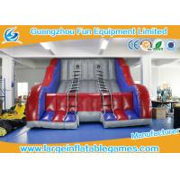 Wholesale Funn Inflatable Sport Games ,  Inflatable Jacobs Ladder For Children from china suppliers