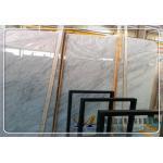 China Bianco Carrara Slabs for sale