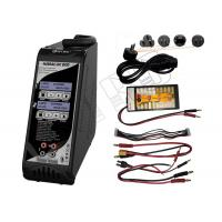 Wholesale Good Dual AC / DC RC model Lipo Duo charger with Traxxas and XT-60 adapter from china suppliers