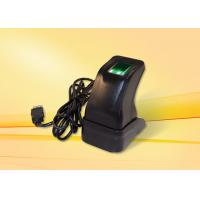 Wholesale Biometric Fingerprint Reader With SDK , Upload To PC With USB biometrics thumb scanner from china suppliers