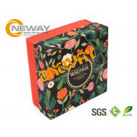 Quality Printed Packaging Boxes , Red  Printing Gift Packing Box, Gift Packaging Box Cheap Price for sale