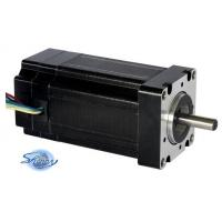 Quality Square permanent magnet brushless dc motor 3-phase 8-pole 48VDC for sale