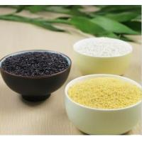Wholesale 3 rice natural organic farm food,sticky rice,black kerneled rice,millet rice from china suppliers