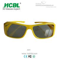Wholesale Cinema Use Reusable Adults Passive 3d Glasses Circular Polarization Watching 3d Movie from china suppliers