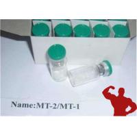 Wholesale Natural 10 mg/Vail Growth Hormone Peptides MT-1 / Melanotan-1 For Becoming Wheat Color Skin from china suppliers