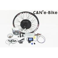 "Wholesale 26"" Alloy Rim Electric Bike Conversion Kit With Water Bottle Lithium Battery from china suppliers"
