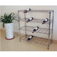 Wholesale 4 Tiers Wine Shelving from china suppliers