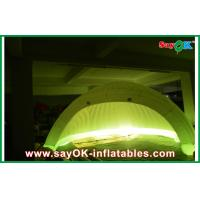 Wholesale Camping Inflatable Air Tent  Led Lighting with 210D Oxford Cloth RoHS from china suppliers