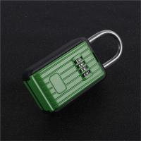 Wholesale Truck Automotive Key Lock Boxes , Car Key Safe Lock Box Handle Type from china suppliers