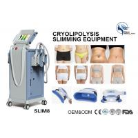 Wholesale Professional 4 Hand Pieces Cryolipolysis Fat Freezing Machine For Double Chin Removal from china suppliers