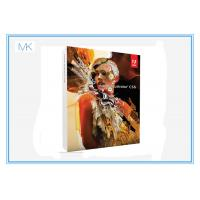 Wholesale Original  Illustrator adobe creative suite 6 master collectionDesign Standard from china suppliers