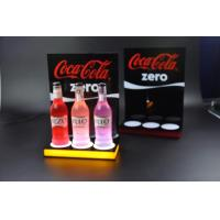Wholesale LED acrylic wine bottle display stand from china suppliers