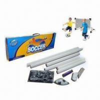 Wholesale Phthalate-free Soccer Goal, with EN71 Standard, Phthalate-free from china suppliers
