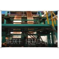 Copper Automatic Continuous Casting Plant Dual Strand 450x14 mm Strip