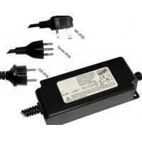 Wholesale Water Resistant LED Power Adapter 24v DC 500V For CCTVs / Security System from china suppliers