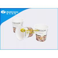 Wholesale Automatic Forming Plastic Yogurt Cups With Curved Surface Logo Printing from china suppliers