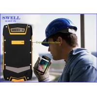 Wholesale Dual sim Octa core 1D 2D nfc mobile phones barcode scanner with Android Lollipop from china suppliers
