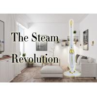 Wholesale Industrial 12 In 1 Steam Mop Green 5M Cable 550ml Tank 3kg Weight from china suppliers