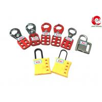 ZC-K31 made in china Butterfly Lockout HASP, Rust Proof Coated HASP