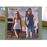 Wholesale Frameless Textile Light Box , Advertising Display For Picture Frame Sign from china suppliers
