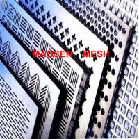 Wholesale Round , Rectangular Shape, Winding-resisting,Decorative Stainless Steel Perforated Metal from china suppliers