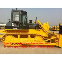 Wholesale Operating Weight 17000KG Shandtui Bulldozer With Straight Tilt / Angle  Blade Cummins 165HP Engine from china suppliers