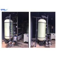 Wholesale Softener RO Purified  Mobile Water Treatment Equipment  with Mobile Container from china suppliers