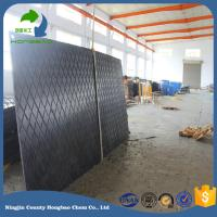 Quality Engineering Plastic Heavy Duty  Factory Price Tree Clearance Floor Ground Mat Uhmwpe Plastic Sheet for sale