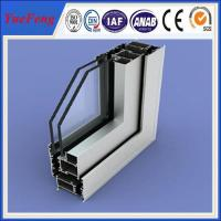 Wholesale Sliding open style and double glazed Aluminum Profile sliding windows from china suppliers