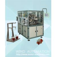 Wholesale Automatic Generator coil Wave winding machine for alternator stator coil winder from china suppliers
