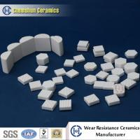 Quality Chemshun Ceramic Wear Resistant Alumina Lining Pieces as Lagging Ceramics for sale