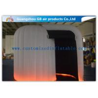 Wholesale Commercial Giant Snail Inflatable Photo Booth Rental with Led Lighting from china suppliers