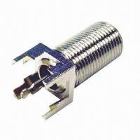 Buy cheap RF Connector, Available in MMCX, IPEX and MCX Types from wholesalers