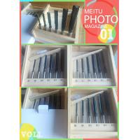Wholesale 6 Pieces 12mm Shank Right Hand Rotataion 6 Piece Mortising Bit Sets For Woodworking from china suppliers