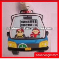 Wholesale Hot PVC luggage tag for travel from china suppliers