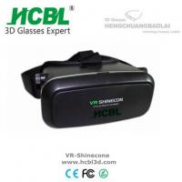 Wholesale VR Shinecon 3d Virtual Reality Glasses Head Headset In Black from china suppliers