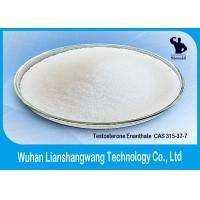 Wholesale CAS 315-37-7 Bulking Cycle Steroids Injectable Testosterone Enanthate 99% Purity from china suppliers