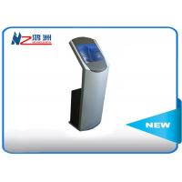 Quality All in One touch screen kiosk stand with WIFI and multi touch windows system for sale