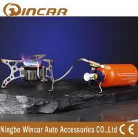 Wholesale Outside Mini Stainless Steel Stove Grill Stove Aluminum Alloy Camping Picnic Burner from china suppliers