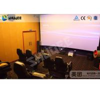 Wholesale Special design 5D movie theater screen projector control system from china suppliers