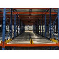 Buy cheap Carton Flow Rack with Gravity Roller from wholesalers