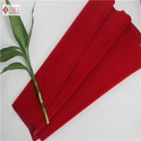 Buy cheap Soft Cotton Velvet Fabric from wholesalers