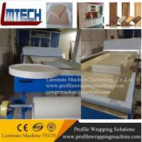 Buy cheap 2480 vacuum forming door vacuum membrane press machine from wholesalers