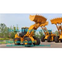 Wholesale Yellow Compact Wheel Loader LW500KL / 3 m³  17.4t Tipping Load 110KN car loader from china suppliers
