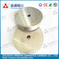 Quality Carbide precision tooling Tungsten Carbide Die High Stress Resistance machine component for sale