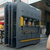 Wholesale 110kw Heavy Duty Hydraulic Press Machine Pushing Force 4000×3KN Material Copper from china suppliers