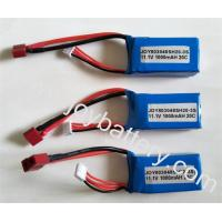 Wholesale 803048 3S 11.1V 1000mah  20C,High quality 11.1v 30C 1000mah Lipo Battery for RC model/hobby airplane from china suppliers