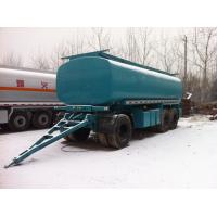 Wholesale 25000L-3 Axles-Draw Bar Monoblock Tanker from china suppliers