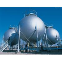 Wholesale Triple Wall Stainless Steel Pressure Vessel Tank , Natural Gas Storage Tank from china suppliers